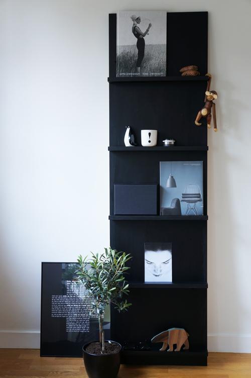 como fazer uma estante em casa