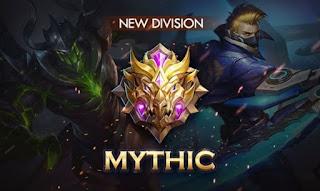 Cara Cepat Main Rank mobile Legends sampai Epic-Legends-Mythic
