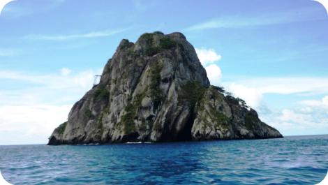 Islote Manuelita, isla del Coco