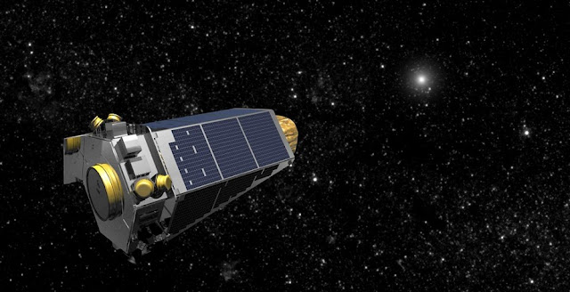 Kepler spacecraft. Credit: NASA