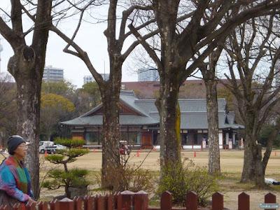 大阪城公園西ノ丸公園