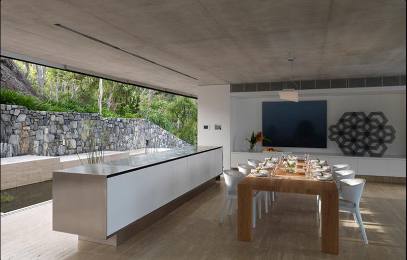 Hamilton Island Solis House interior