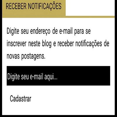 """Como alterar o Gadget """"Seguir por e-mail"""" de Inglês para Português no Código HTML"""