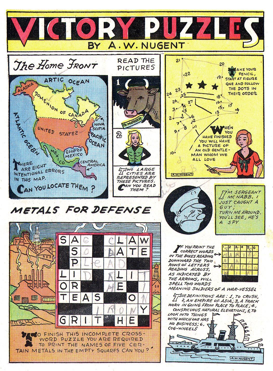 Read online All-American Comics (1939) comic -  Issue #50 - 42