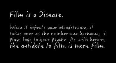 Film is a Disease