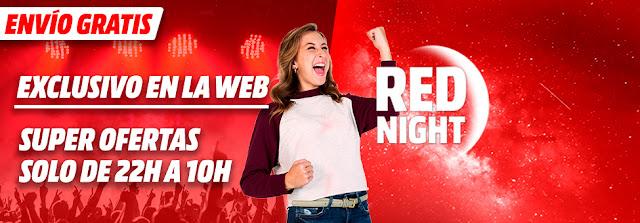 Mejores ofertas de la Red Night de Media Markt 10 noviembre 2017