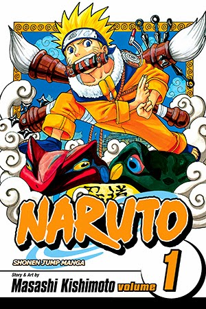 Naruto Tomo 1