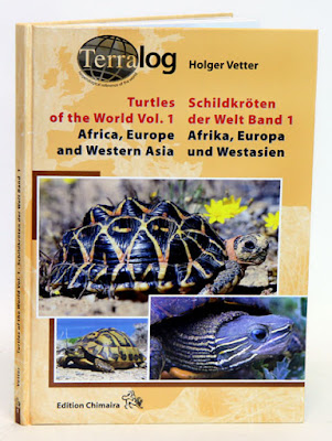 Turtles of the World Vol.1 - Africa, Europe and Western Asia