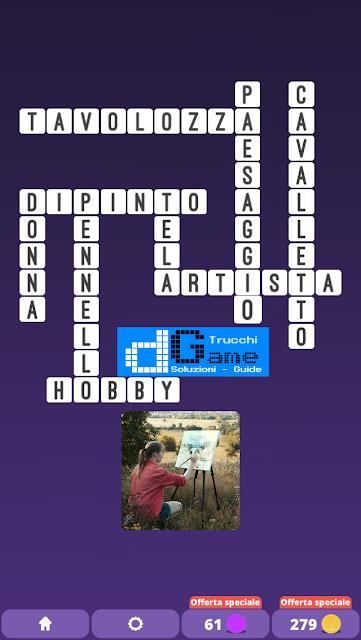 Soluzioni One Clue Crossword livello 15 schemi 15 (Cruciverba illustrato)  | Parole e foto