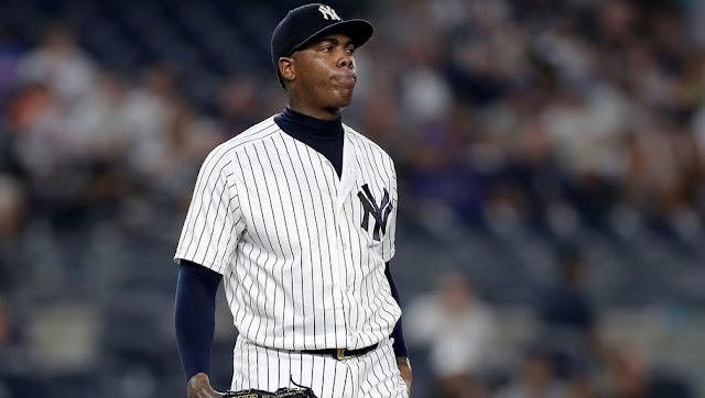 Es imposible predecir si Chapman volverá o no a ser el mismo pitcher dominante de siempre.