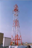 Tower SST terbaru 42 meter