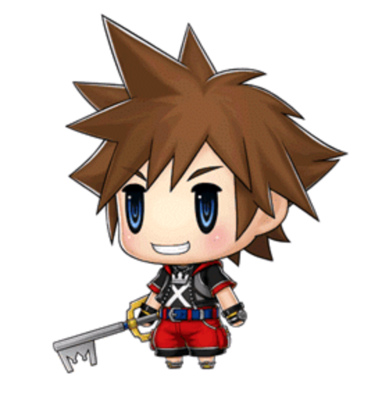 Sora de Kingdom Hearts llega a World of Final Fantasy con su tráiler de lanzamiento