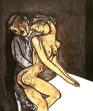 Pintura: Josè Luis Cuevas