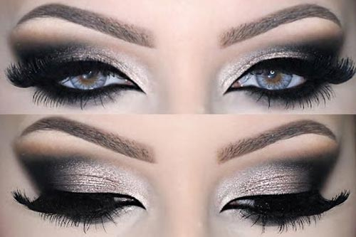 Trends Of Party Makeup Tutorial 2017