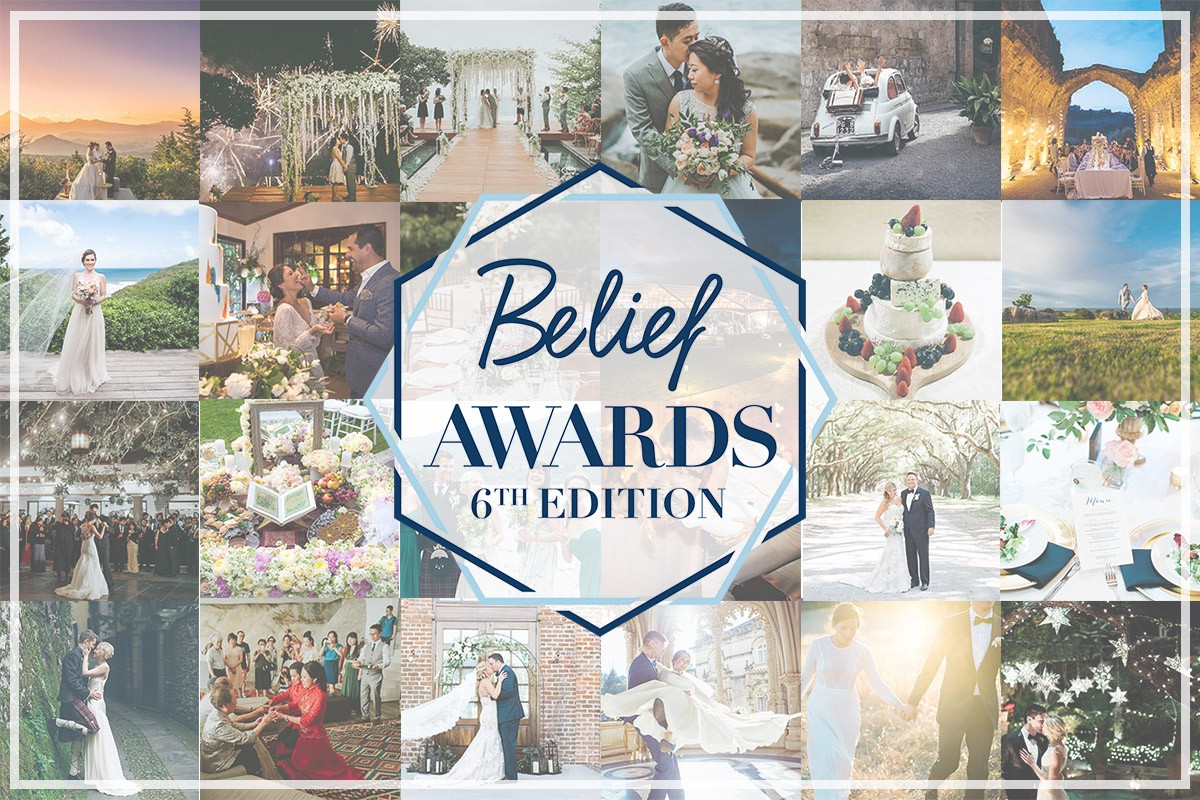 Belief Wedding Planners Belief Awards 6th Edition 2017