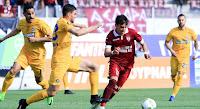 Τα στιγμιότυπα της αναμέτρησης Λάρισα - Αστέρας Τρίπολης 1-4