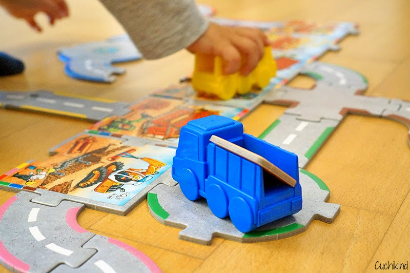 Wir spielen Baustelle Ravensburger