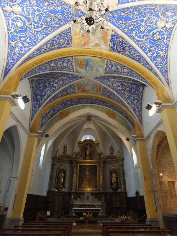 castelnau montmirail tarn église notre-dame assomption