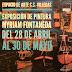 🎨 Expo de pintura de Myriam Fontaneda | 28abr-30may