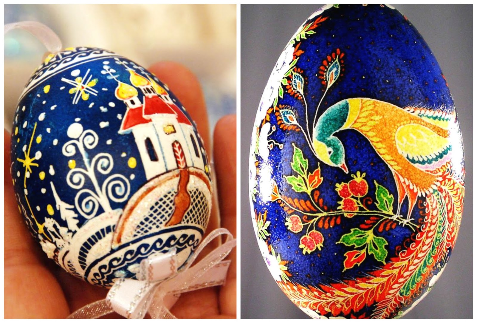 Little Treasures Pysanki Easter Eggs As Masterpieces