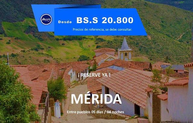 imagen Mérida entre pueblos 05 días / 04 noches