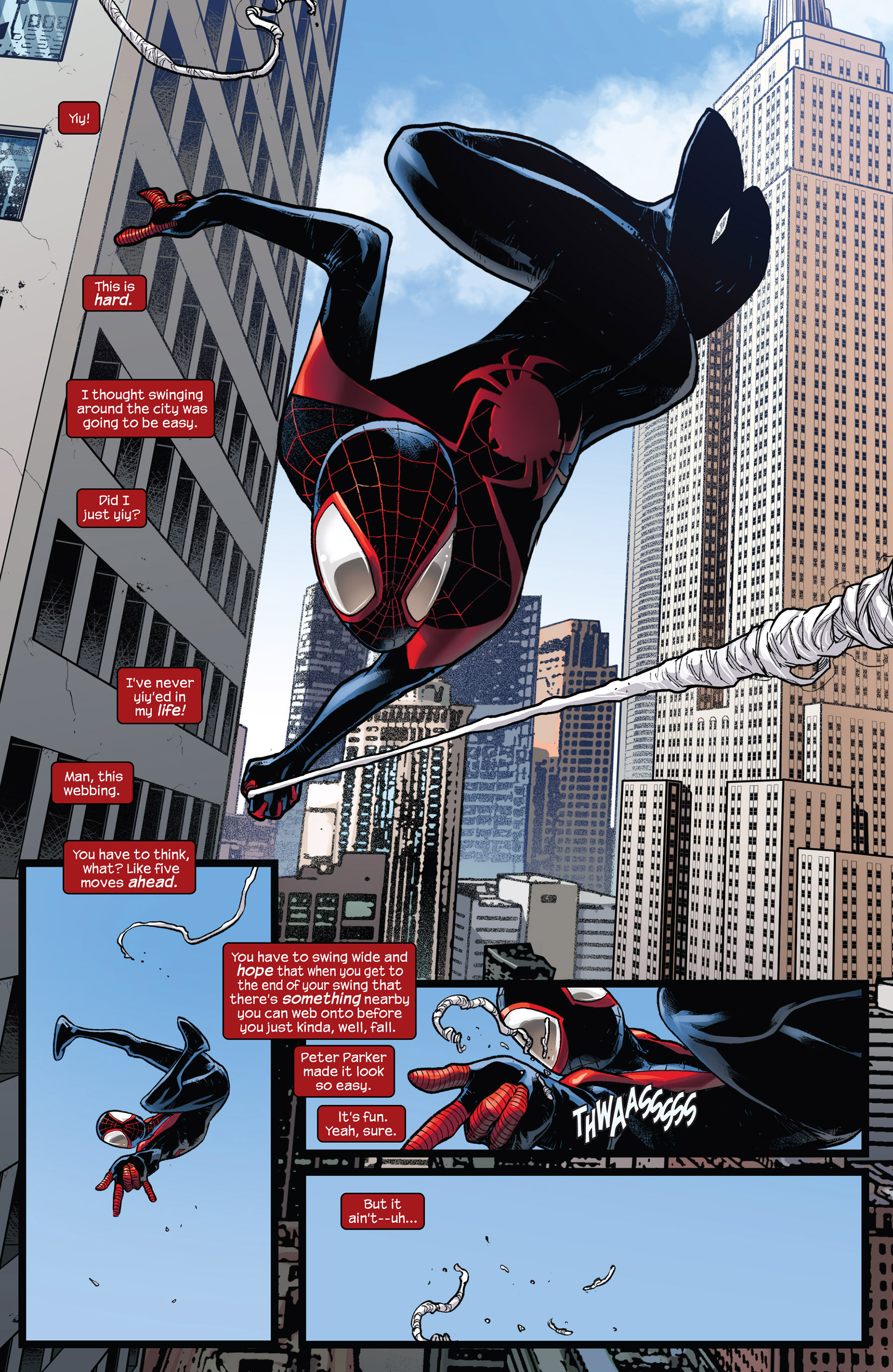 Read online Ultimate Comics Spider-Man (2011) comic -  Issue #19 - 3