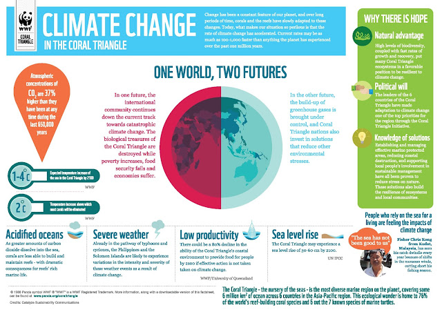 Two Possible Futures for Climate Change