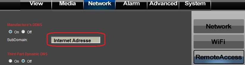 Teo's Blog: Wansview NCH-536MW IP Kamera Anleitung