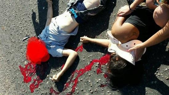 Acidente deixa mortos e feridos em Acaraú