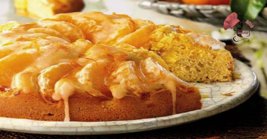 Pastel de Mandarina         |          Kanelamonje:  Recetas de Cocina
