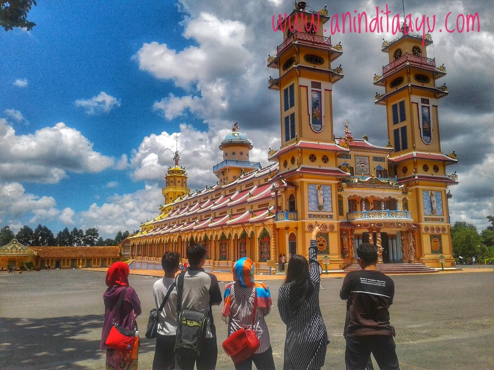 Ho Chi Minh City Vietnam liburan ke luar kota