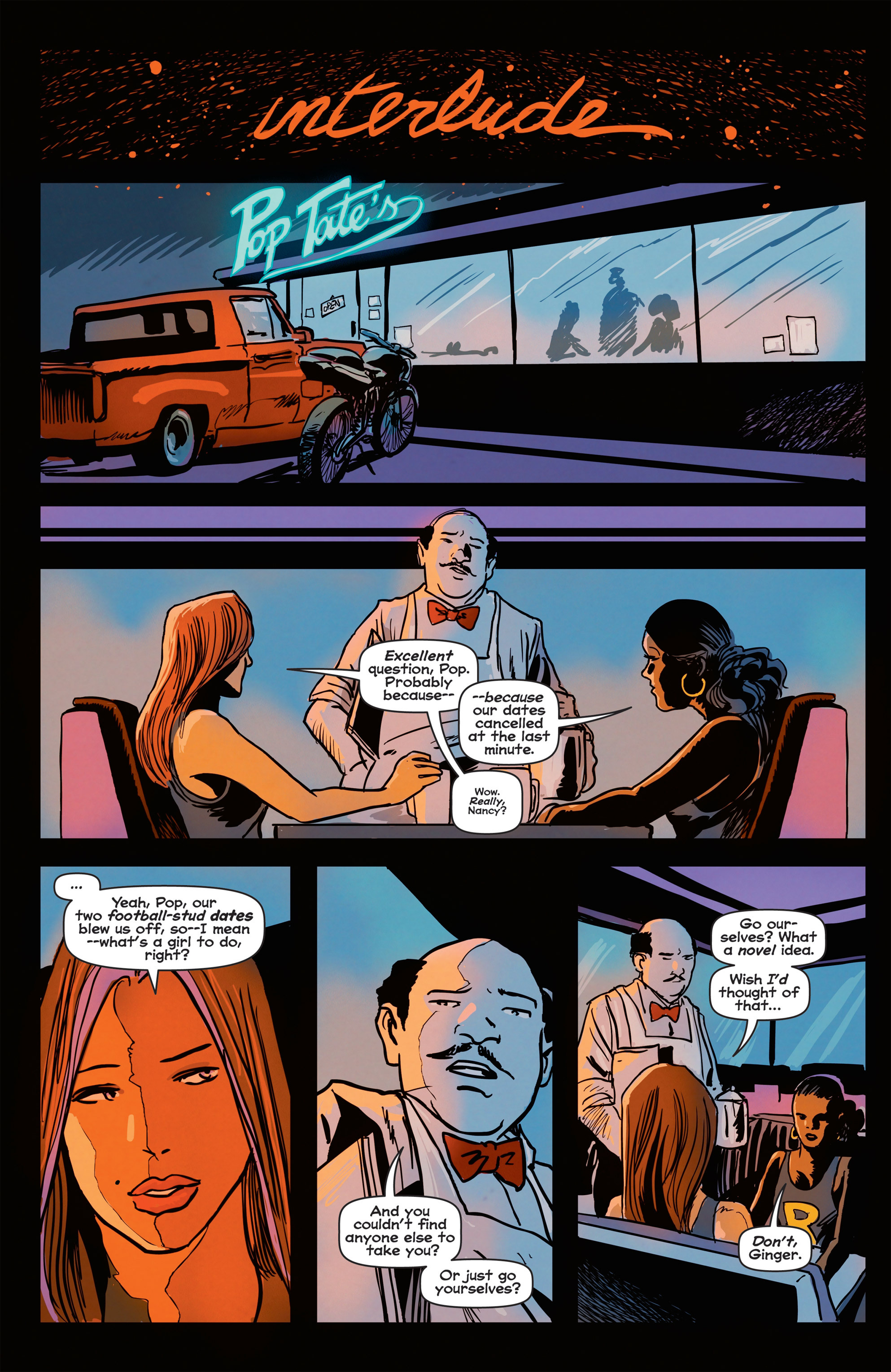 Read online Afterlife with Archie comic -  Issue #2 - 10
