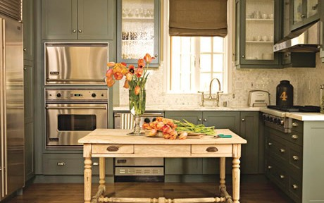 Best Wood Ideas for Kitchen Decorating 5