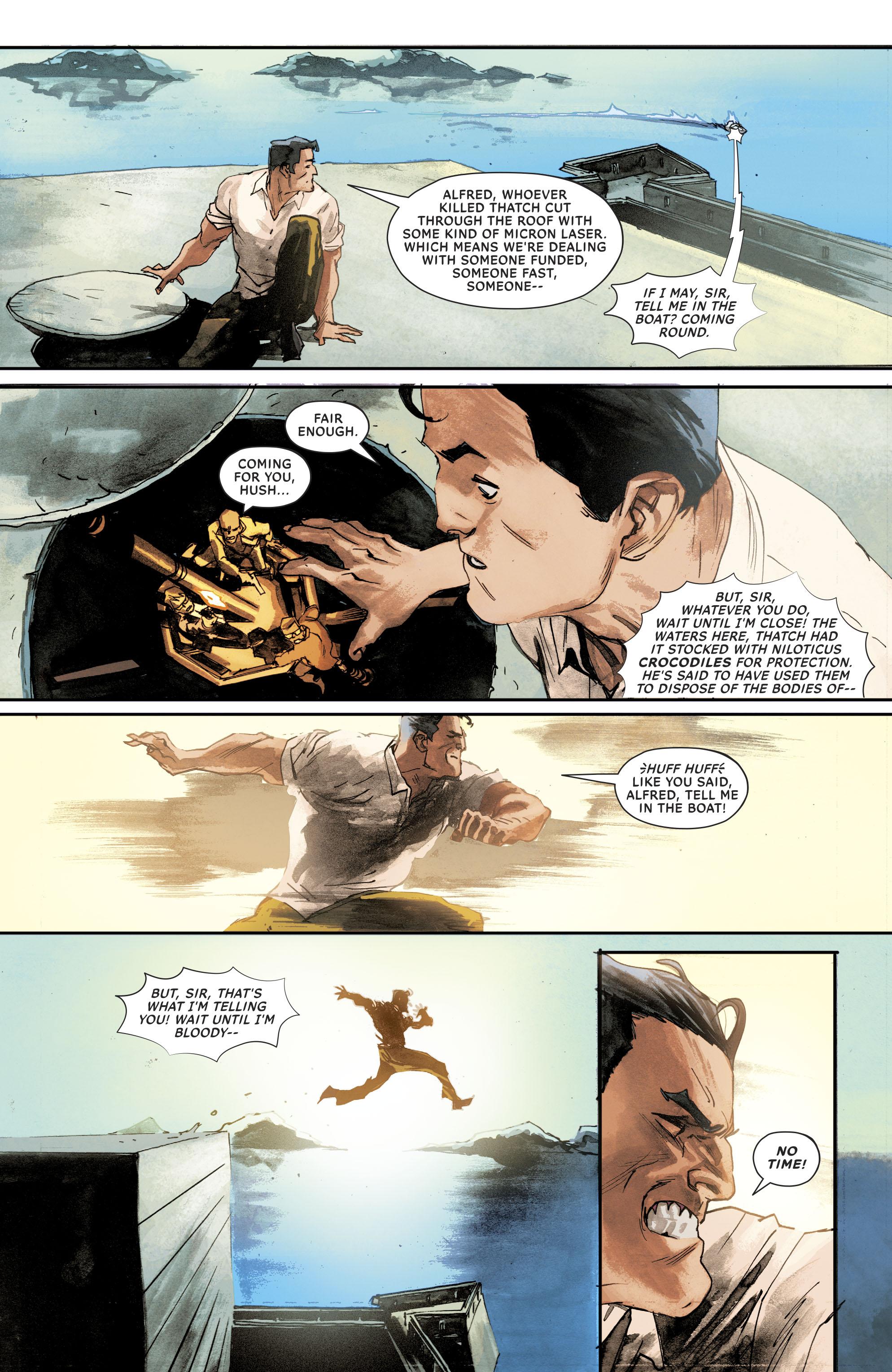 Read online All-Star Batman comic -  Issue #11 - 8
