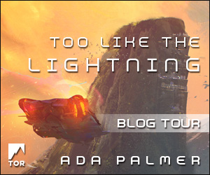 Interview with Ada Palmer, author of Too Like the Lightning