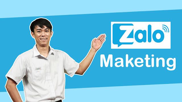 (Giảm 40%) - Khóa học Bán hàng đỉnh cao với Zalo Marketing