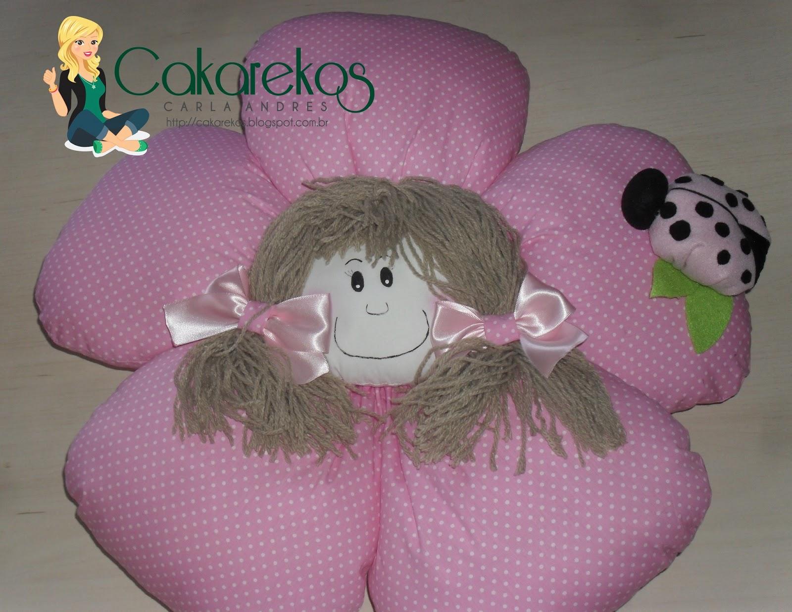 7a749130d cakarekos  almofadas pra meninas