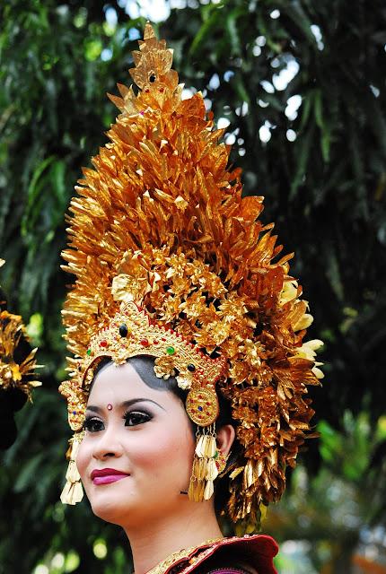 Balinese Bangli Girl