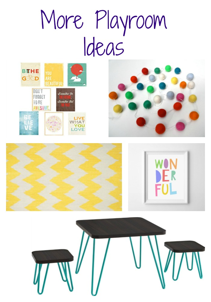 Children S And Kids Room Ideas Designs Inspiration: Playroom Ideas & Inspiration