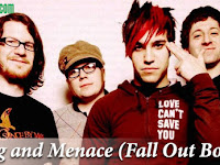 Lirik Lagu Young and Menace Fall Out Boy