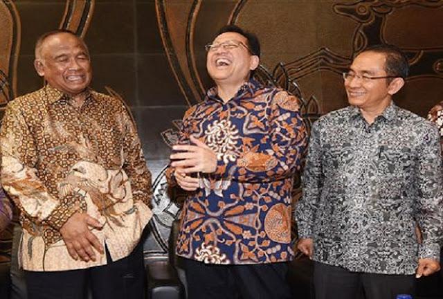 Irman Gusman, Penggagas DPD yang Terjegal Dugaan Gratifikasi