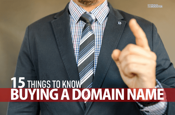 Tips for buying a domain name registration