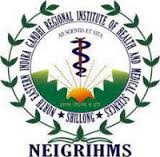 NEIGRIHMS Recruitment 2016