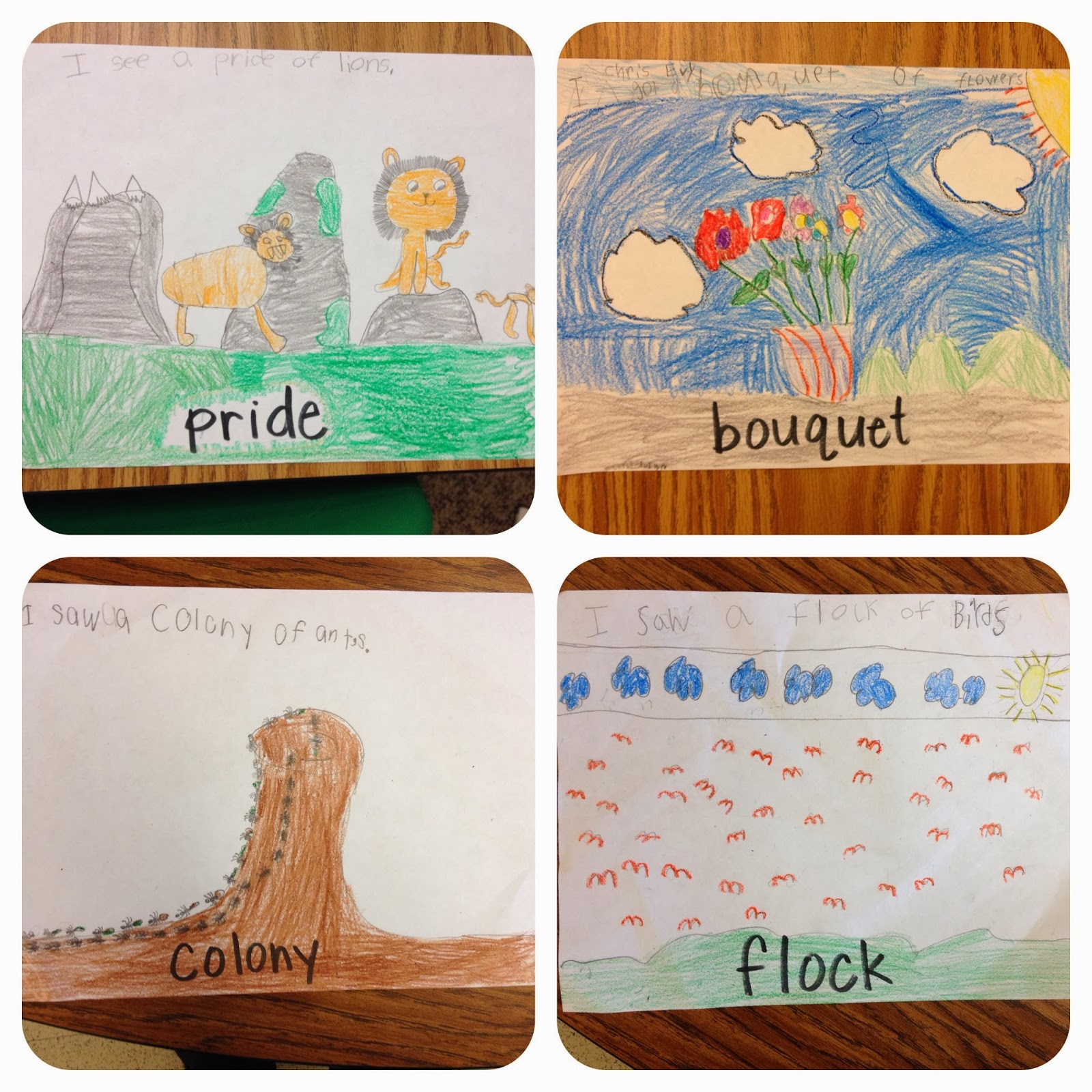 Simply Second Grade Our Collection Of Collective Nouns