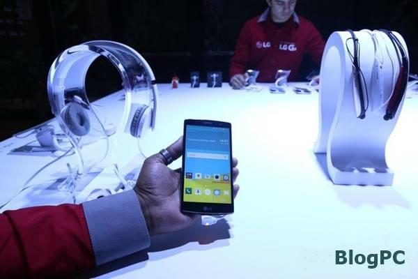 LG G4 Beat tem resolução de tela poderosa