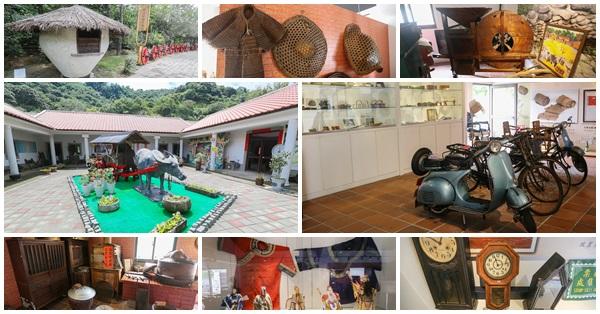《台中.太平》古農莊文物館-免費參觀3千件農村文物展覽,懷舊好所在