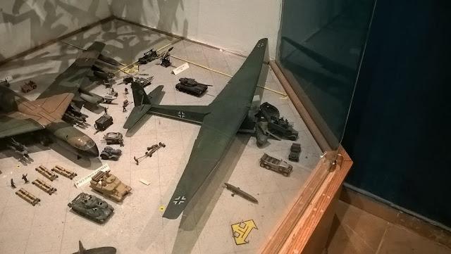 Maket Nazi Askeri Kargo Uçağı