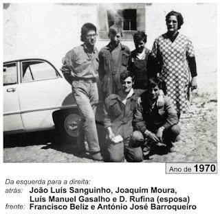 OLD PHOTOS / Fotografias Antigas, Mestre Carolino, Castelo de Vide, Portugal
