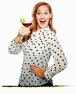 Mamrie Hart book cover You Deserve a Drink Boozy Misadventures and Tales of Debauchery