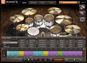 Toontrack - EZdrummer 2 Full version